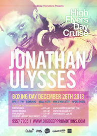 High Flyers Boxing Day Cruise